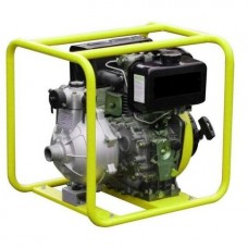 Высоконапорная дизельная мотопомпа ODWERK GHP 40 Е
