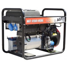Бензиновый генератор AGT 12501 HSBE R16 AVR