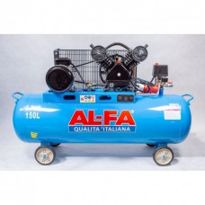 Компрессор AL-FA ALC150-2 (150 литров)
