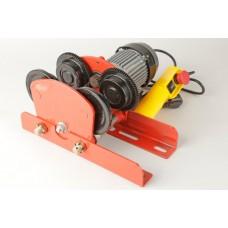 Каретка тележка для передвижения тельфера Euro Craft 1000 кг