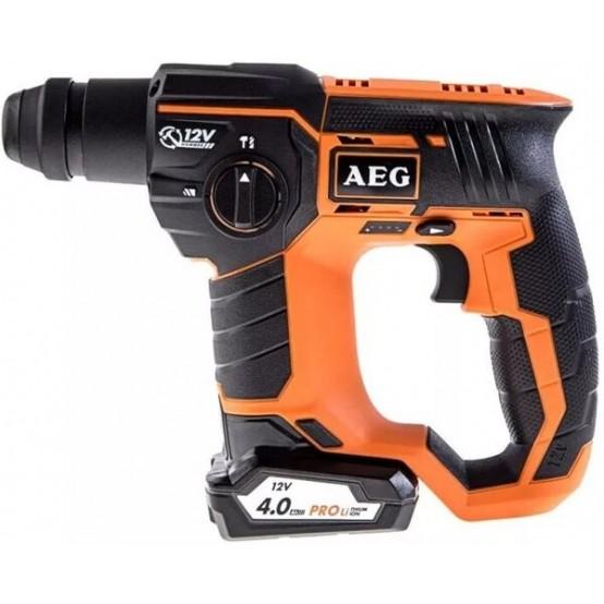 Аккумуляторный перфоратор AEG BBH 12 LI-402C (4935443991)